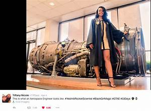 This Beautiful Black Aerospace Engineer Broke The Internet