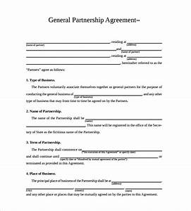 business partnership agreement 9 download documents in With corporate partnership agreement template