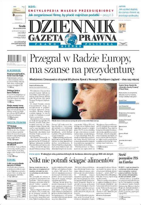 Dziennik Gazeta Prawna - 25% taniej - e-wydanie - Ceny i ...