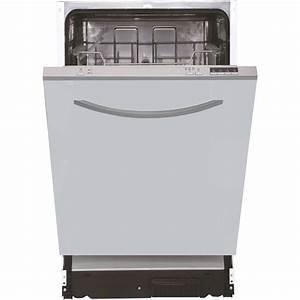 Lave Vaisselle Moins Cher : lave vaisselle encastrable 45cm achat vente pas cher ~ Premium-room.com Idées de Décoration