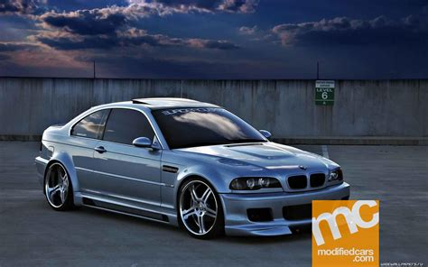 modified bmw m3 bmw m3 e46 modified