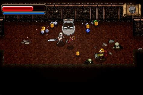 games wayward souls roguelike rogue rpg android roguelikes game action screenshots mobile gamers haunt comes noodlecake androidshock play