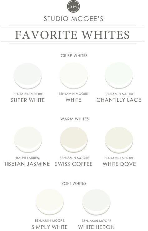 best 25 white paint colors ideas on white