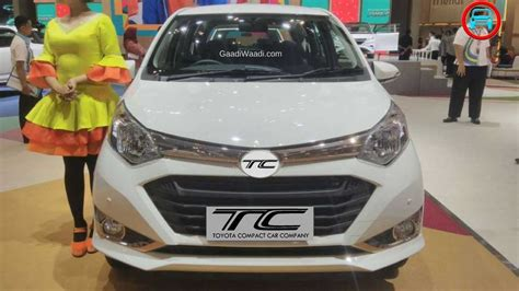 toyota car company exclusive toyota compact is new brand established for