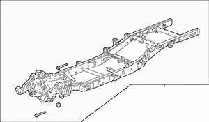 Chevrolet Silverado 2500 Hd Frame Rail  Double Cab  6 6 Ft