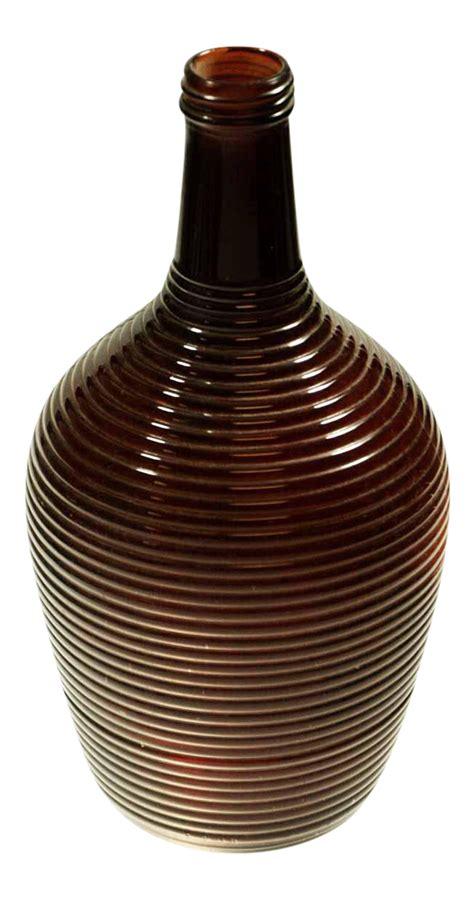 Burgundy Glass Vase by Burgundy Glass Vase Chairish