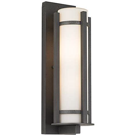 alexandria white motion sensor outdoor wall light h7005