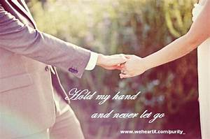 couple, hand, holding hands, quote, text - image #457145 ...