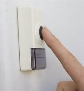 Sonnette Sans Fil Hager : poser une sonnette sans fil marie claire ~ Dailycaller-alerts.com Idées de Décoration