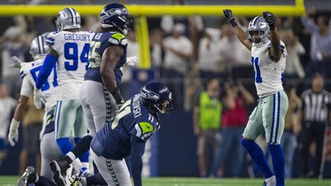 seahawks cowboys final score dropkicks   onside