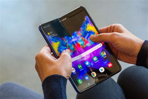 galaxy fold everything we about samsung s foldable phone relaunch cnet