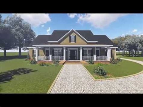 architectural designs house plan mm youtube