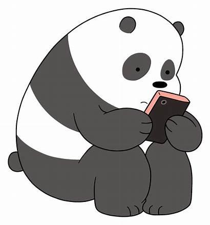 Panda Bear Bears Skin Minecraft Male Three