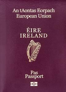 new irish epassport wins international design award hid With documents irish passport