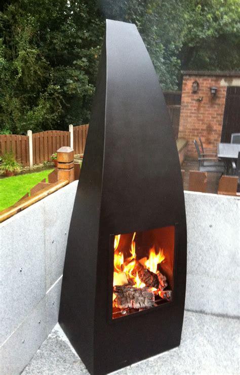 Large Chiminea by Jwf Log Burning