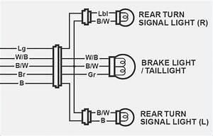 Rewire Tail Light  U0026 Blinkers
