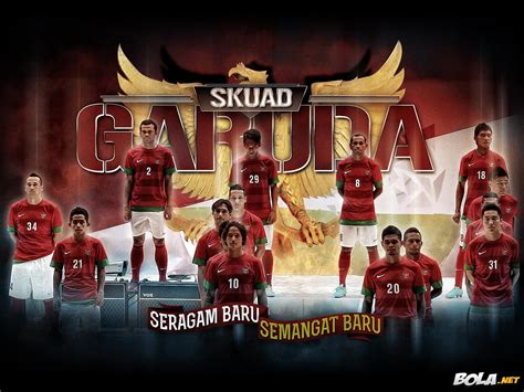 Download Wallpaper Timnas Indonesia Bola net