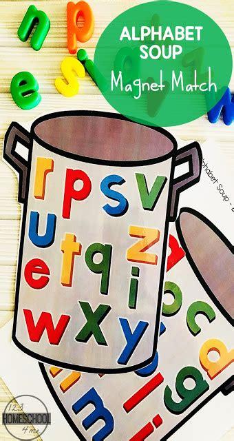 free alphabet soup magnet match activity 689 | FREE%2BAlphabet%2BSoup%2B %2Balphabet%2Bmagnet%2Babc%2Bmatching%2Bactivity%2Bfor%2Bpreschool%252C%2Bkindergarten%252C%2Band%2Bfirst%2Bgrade%2Bkids