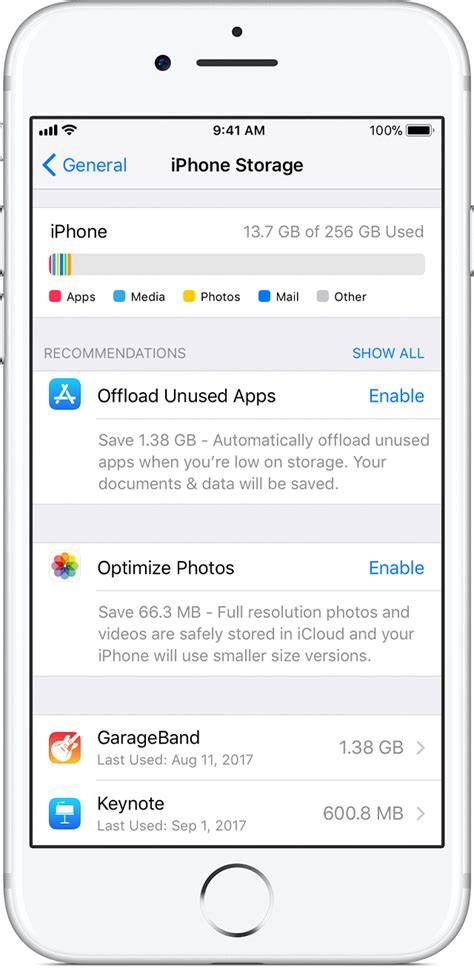 how to upgrade iphone storage if you need more space for an ios update apple support