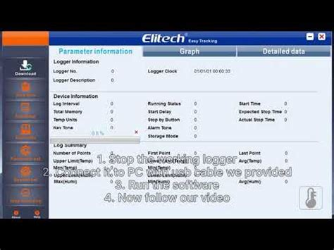 rc  rc  temperature recorder software inteoduction youtube