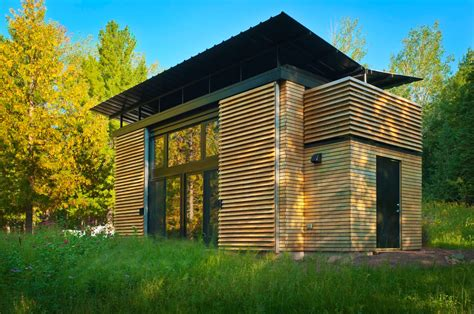 small house in tiny house town the e d g e prefab tiny home