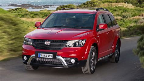 Fiat Journey by 2015 Fiat Freemont Crossroad Review Carsguide