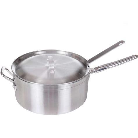 pot basket fry aluminum cookware deep cajun inch pots classic perforated mamou turkey