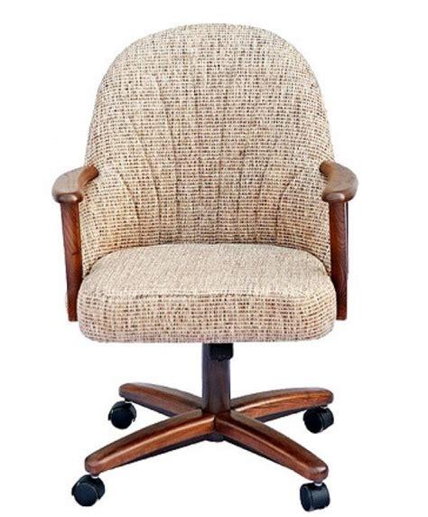 Chromcraft Chair on Wheels CM127 Customizable   Kitchen