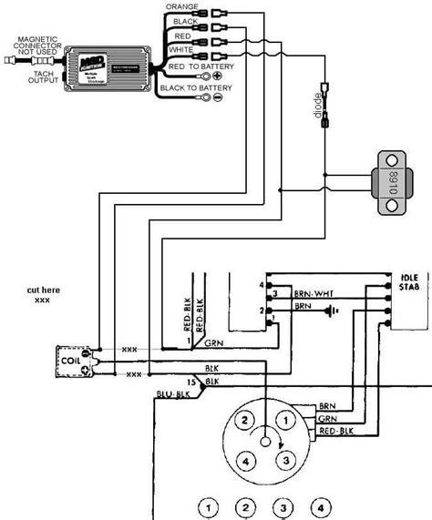 Vanagon Wiring Diagram Ingition Module by Volkswagen Rabbit 1983 Holley