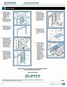 Installation Instructions  Install Frame