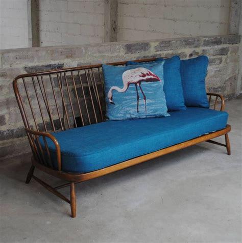 ercol settee best 25 vintage sofa ideas on fabric