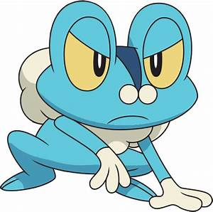 Shiny Froakie Pokemon Pokedex 2656
