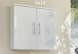 Hängeschrank Für Badezimmer : neu badezimmer h ngeschrank h nger hochglanz wei ebay ~ Whattoseeinmadrid.com Haus und Dekorationen