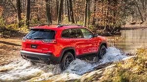 2019 Jeep Cherokee Trailhawk 4 Wallpaper