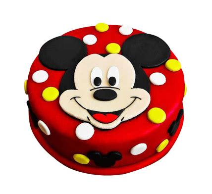 adorable mickey mouse cake kg chocolate gift mickey
