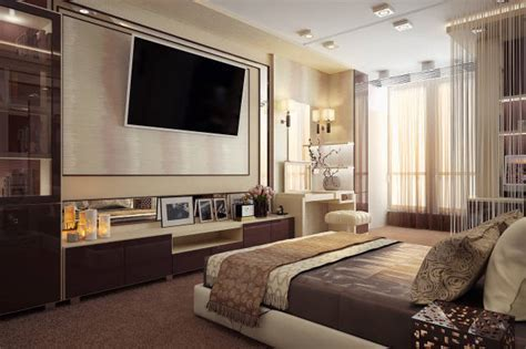 Change a Room's Proportions for a Beautiful Bedroom