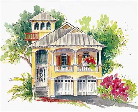 ocean views fl architectural designs house plans