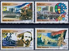 85 best Stamps of CUBA images on Pinterest Cuba, Stamps