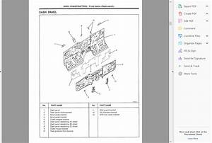 Factory Workshop Service Repair Manual Hyundai Terracan
