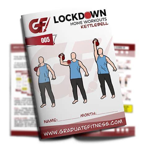 kettlebell lockdown training journal