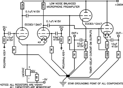 Amplifier Why Are Electronic Preamp Tubes