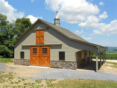 Custom Barns we design and build barns precise buildings