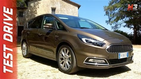 ford s max 2018 new ford s max vignale 2018 test drive