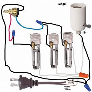 Floor Lamp Switch Wiring Diagram