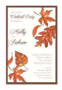 seal and send wedding invitations free fall wedding invitation templates cloudinvitation