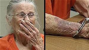 A 93-YEAR OLD WOMAN WAS UNFAIRLY ARRESTED FOR ALMOST ...