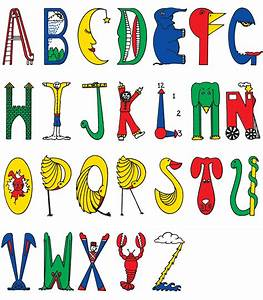 free coloring pages of single alphabet letters With pics of alphabet letters
