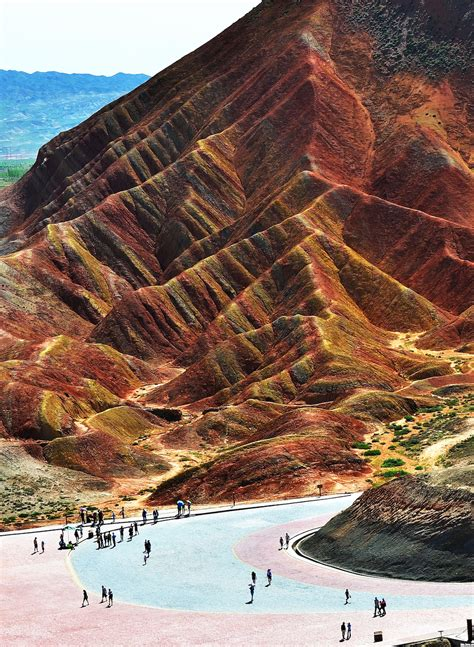 zhangye city introduction high quality customised private  small group tours  china travel