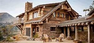 Maison En Rondin : maisons en bois massif maisons en rondins de bois ~ Melissatoandfro.com Idées de Décoration