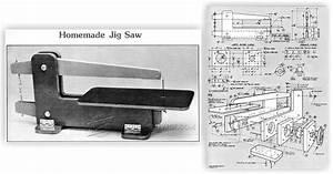 HomeMade Scroll Saw Plans • WoodArchivist